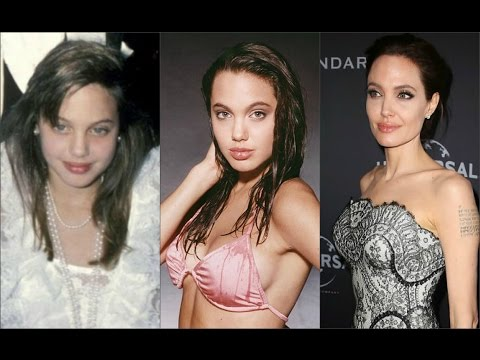 Angelina Jolie: A life in pictures