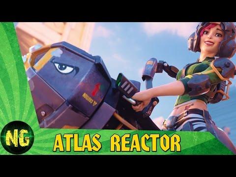 видео: atlas reactor - (the case) КИНЕМАТОГРАФИЧЕСКИЙ ТРЕЙЛЕР - ЛУЧШАЯ ТАКТИЧЕСКАЯ rpg ИГРА!?