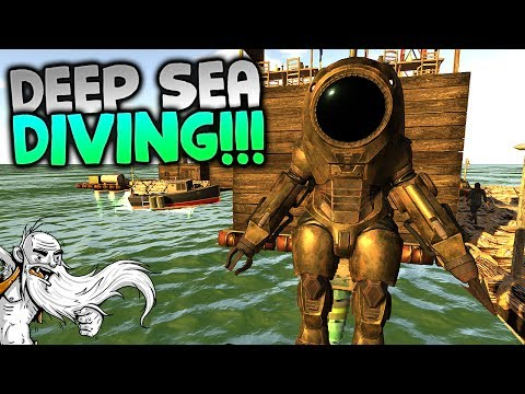 "Landless Gameplay - ""DEEP SEA DIVING UPDATE!!!""  - Let's Play Walkthrough"