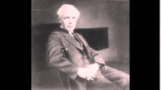 Béla Bartók - String Quartet No.1 - I. Lento