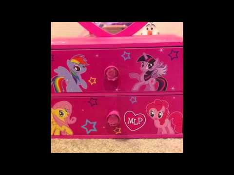 shopkins jewelry box collection my pony vanity jewelry box set shopkins 8699