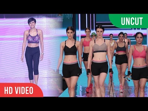 UNCUT - Triumph India Fashion Show 2018 | Mandira Bedi As Showstopper