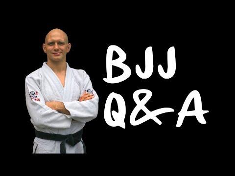 Stephan Kesting Answers BJJ Training Questions
