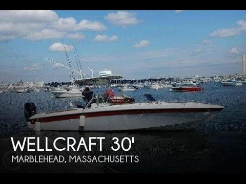 [UNAVAILABLE] Used 1986 Wellcraft 302 Scarab Sport in Marblehead, Massachusetts