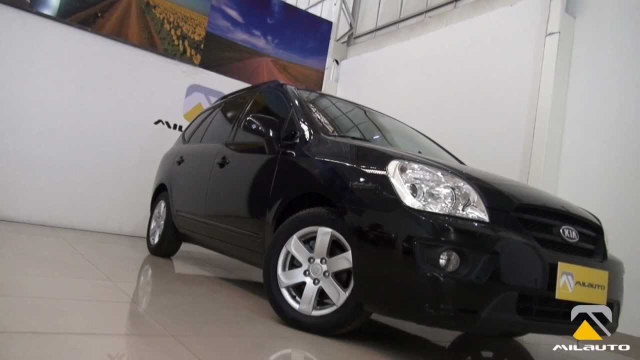 Kia Carens 2008 2009 Youtube