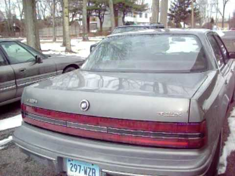 1993 buick century 4SALE$900 SOLD part 1 of 3  YouTube