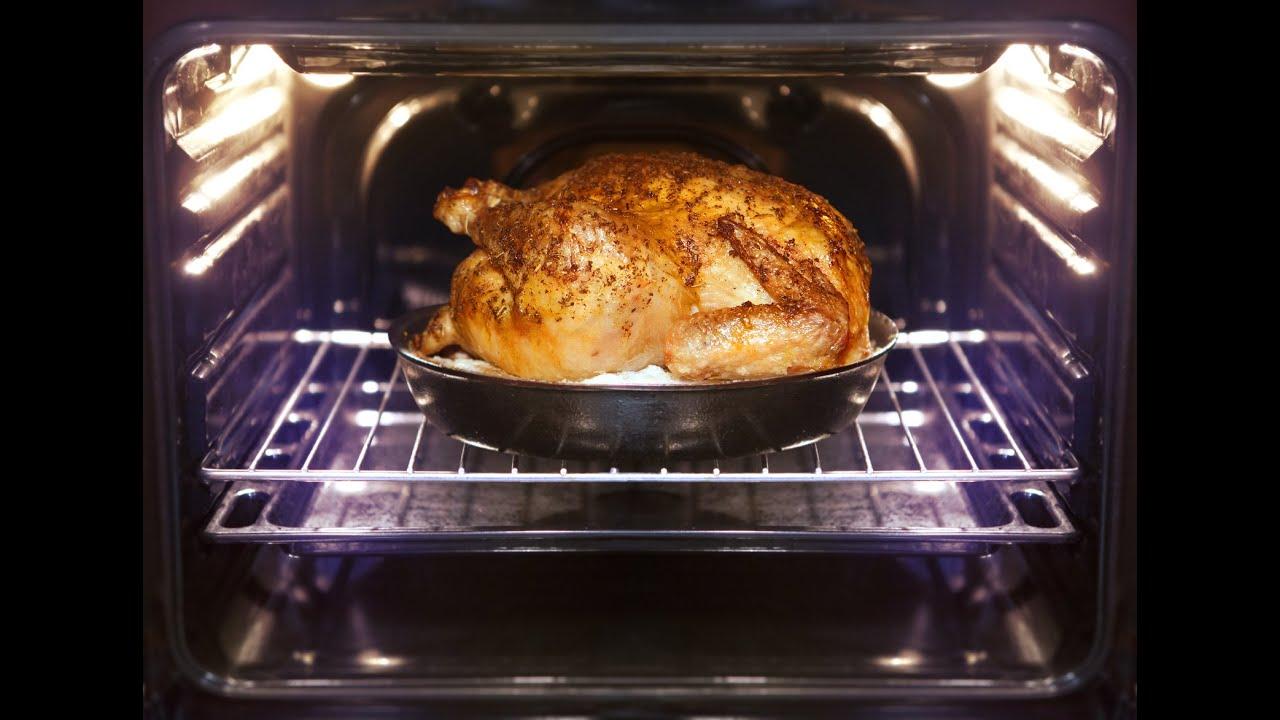Птица в духовке рецепт с фото 5