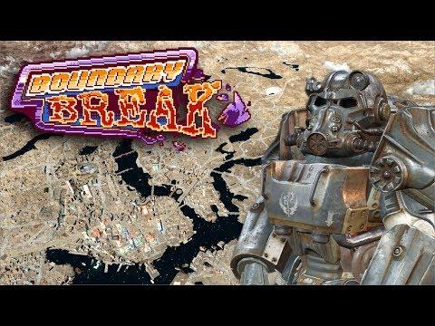 Off Camera Secrets | Fallout 4 - Boundary Break