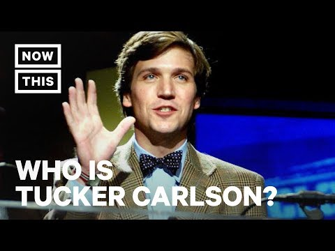 Who Is Tucker Carlson? Narrated by Samm Levine | NowThis