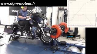HARLEY DAVIDSON ELECTRA GLIDE 1700cc - Dijon Gestion Moteur