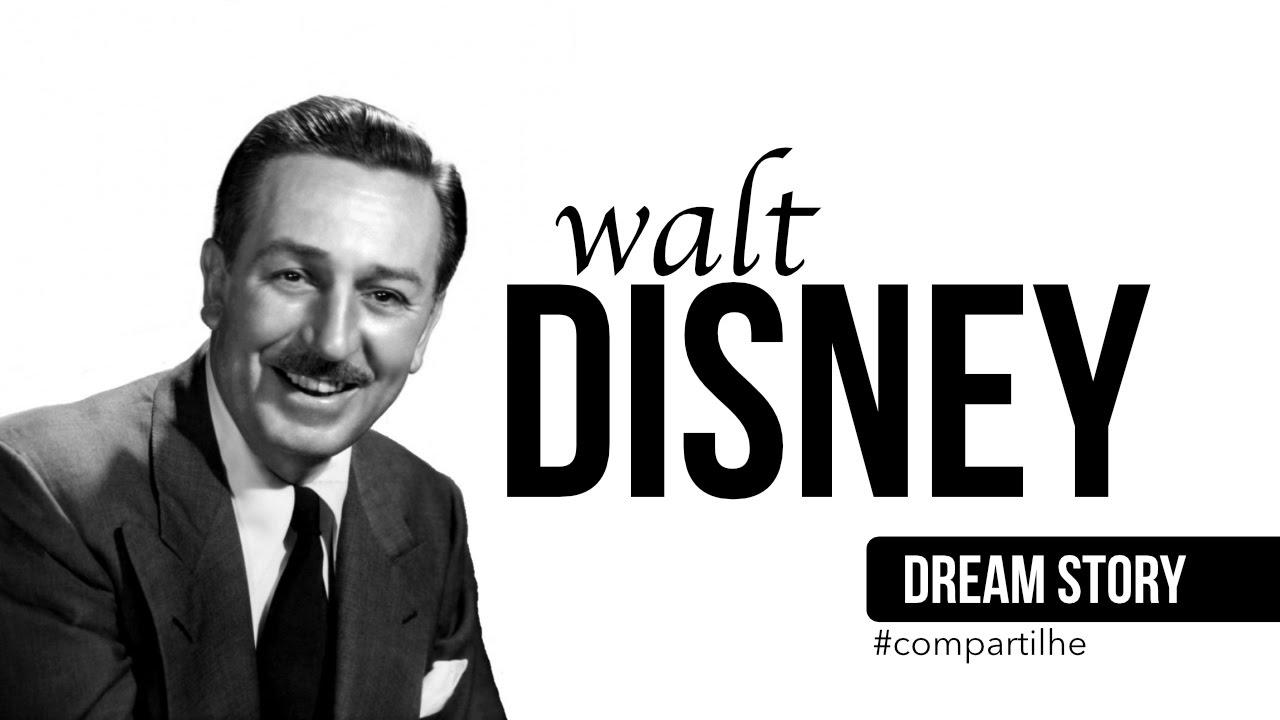 Criando Sonhos Vídeo Motivacional Walt Disney