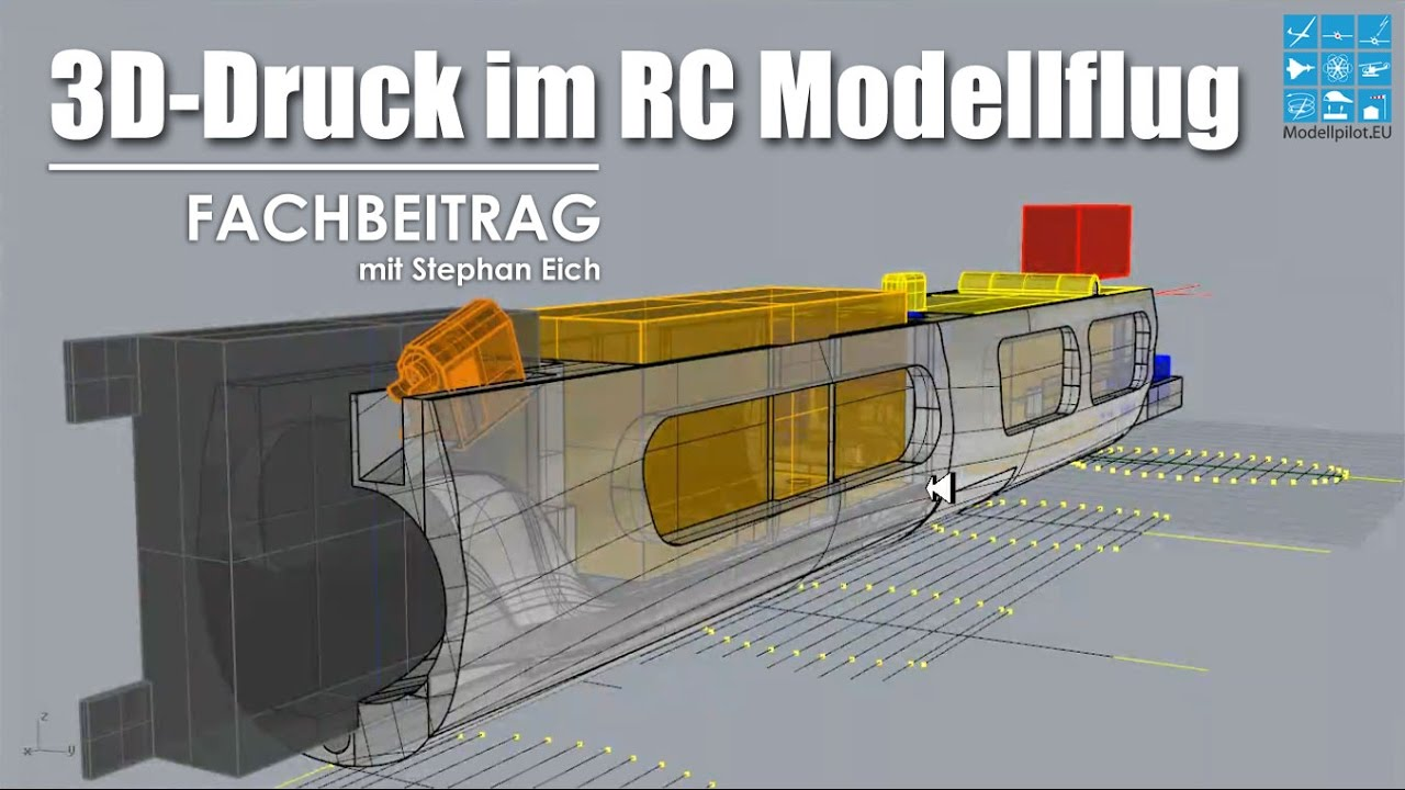 3d druck im rc modellflug modellbau video fachbeitrag mit stephan eich youtube. Black Bedroom Furniture Sets. Home Design Ideas