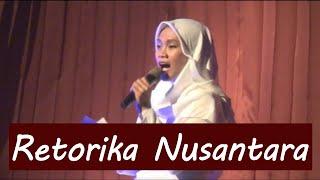 Retorika Nusantara (opening)