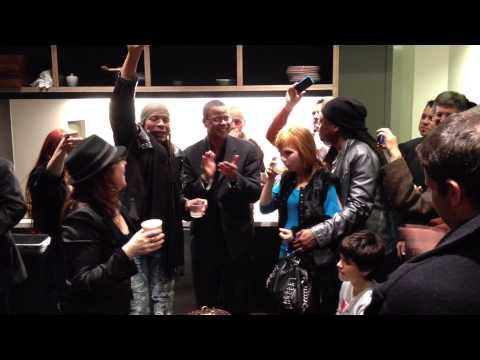 Raz Kennedy Birthday celebration at SFJAZZ Center