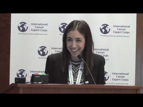 ICEC Young Investigators' Conference: Global Oncology Policy Perspectives