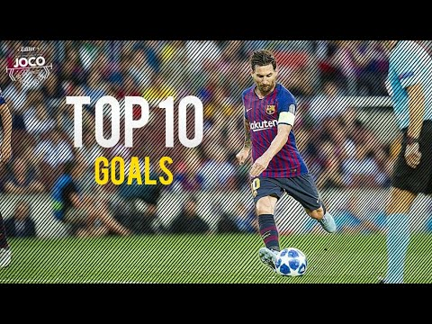 Lionel Messi - Top 10 GOALS Scored Shocked The World | 2018/2019