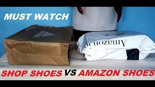Adidas Shoes (Amazon vs Shop) hindi guide