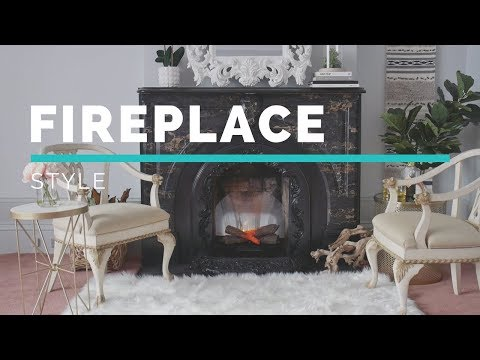 FIREPLACE STYLE with Revillusion Electric Fireplace Log set by Dimplex