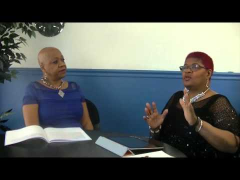 """The Audrey Wiggins Show gets it """"Raw"""" from Adrienne Chavers, Healthy Lifestyle Coach"""