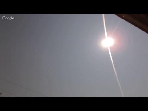 Solar Eclipse Occult Live Stream