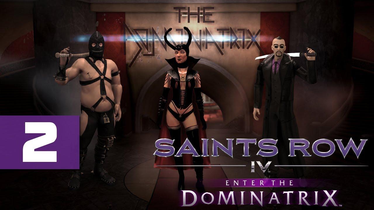 Can Saint s row sex