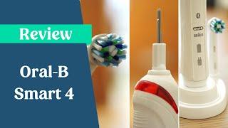 Усні-B Смарт 4 4000 Електричної Зубної Щітки Коментар