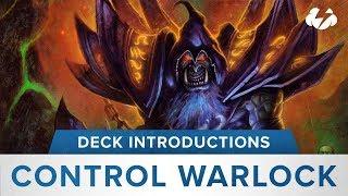 Hearthstone Deck Introductions: Control Warlock [KotFT]