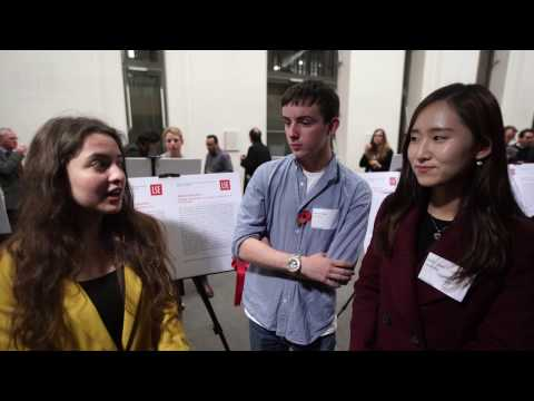 LSE Research Festival 2016 - Booth Prize