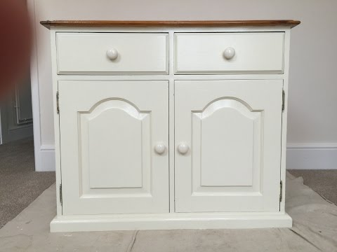 How To Paint Old Pine Furniture, Restoration