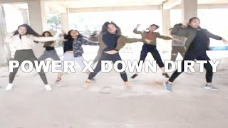 Power x Down Dirty - Little Mix / Melisa Laraswati Choreography