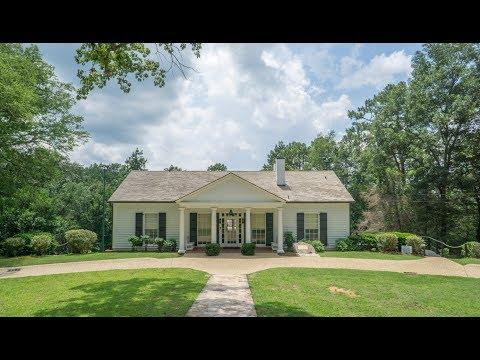 Roosevelt's Little White House - Warm Springs, GA
