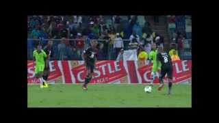 Orlando Pirates Best Goals 2013/14 Season
