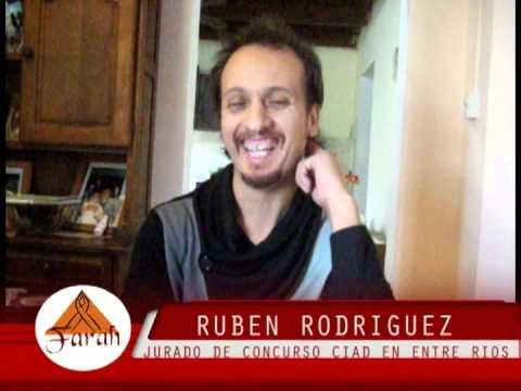 Revista Farah Entrevista Ruben Rodriguez