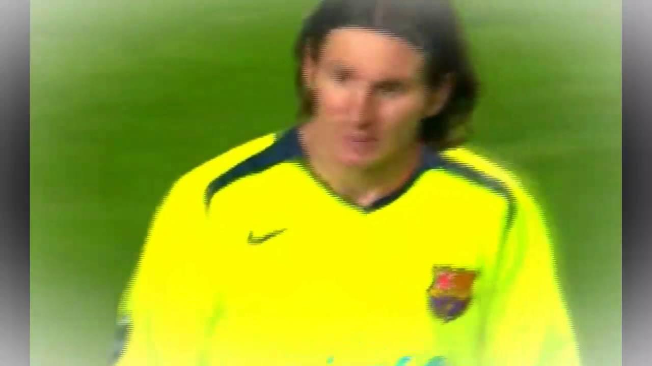 Liverpool vs Barcelona 0 1   UCL 2006 2007   Goal & Full Highlights   YouTube