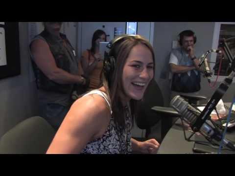 "Chad Zumock Arm-Wrestles Jessica ""Evil"" Eye"