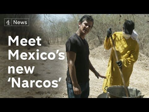 Inside Mexico's real life 'Breaking Bad'