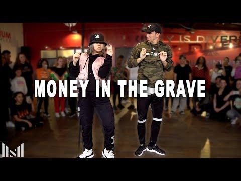 "DRAKE - ""MONEY IN THE GRAVE"" Dance | Matt Steffanina & Bailey Sok"