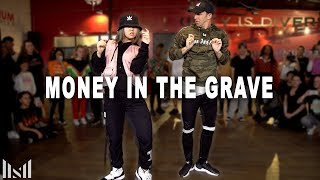 "DRAKE "" MONEY IN THE GRAVE"" Dance Matt Steffanina & Bailey Sok"