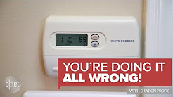 Why you might want to consider moving your thermostat