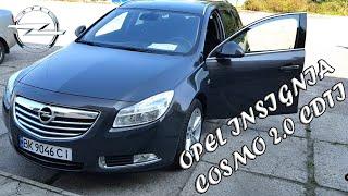 Opel Insignia 2.0 cdti Cosmo 2012 за 11300$