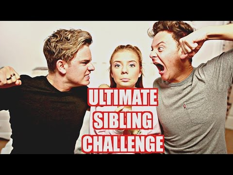 ULTIMATE SIBLING CHALLENGE