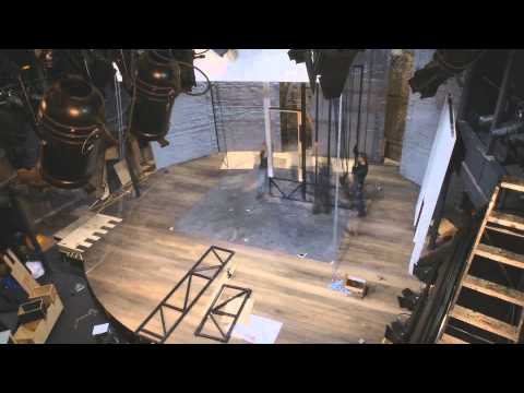 Behind the Scenes: Time Lapse of Chimerica - Harold Pinter Theatre, 2013 - ATG Tickets