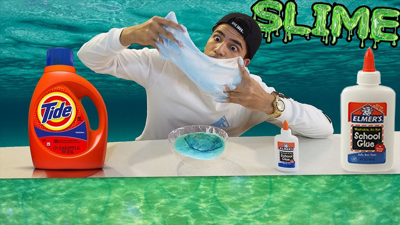 How to make slime with tide and glue fast easy diy youtube how to make slime with tide and glue fast easy diy ccuart Choice Image