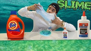 Detergent slime how to make slime with tide detergent clipzui how to make slime with tide and glue fast easy diy ccuart Choice Image