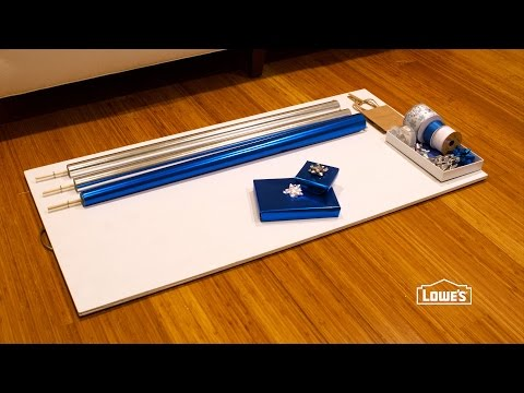 DIY Gift Wrapping Station