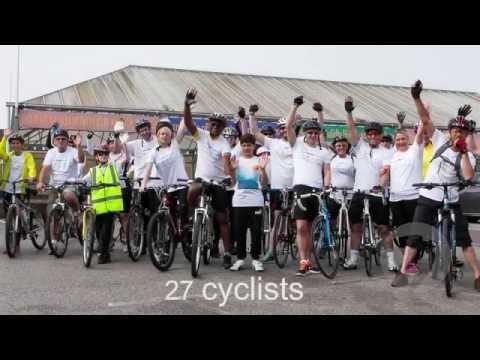 RMJ Charity Bike Ride