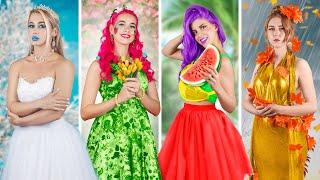 الفصول الأربعة / البنت الشتا، البنت الربيع، البنت الصيف والبنت الخريف!