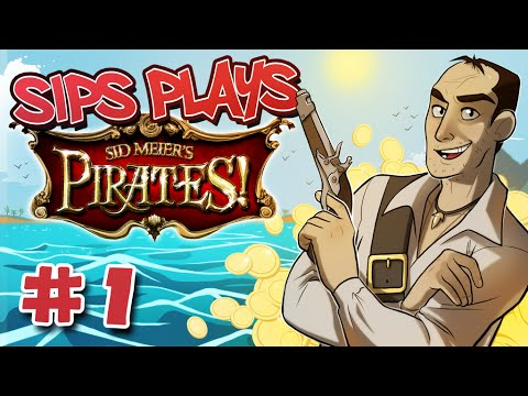 Alandin's Quest (Sips Plays Sid Meier's Pirates! - Part 1)