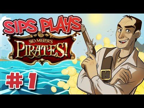 Alandin's Quest (Sips Plays Sid Meier's Pirates! - Part 1)