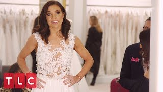 Dancer Jenna Johnson Needs a Wedding Dress! | Say Yes to the Dress